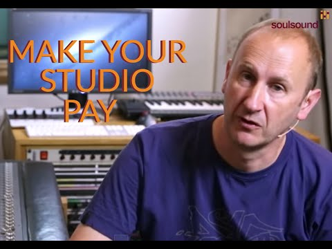 Recording Studios: How To Make Your Own Recording Studio Wor