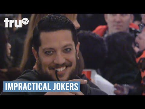 Impractical Jokers - Art Snob Makes An Impression
