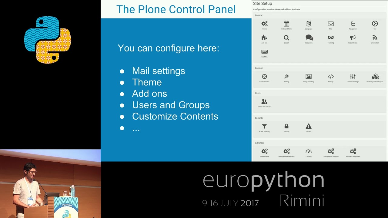 Alessandro Pisa - Plone: where is it today and where is it going