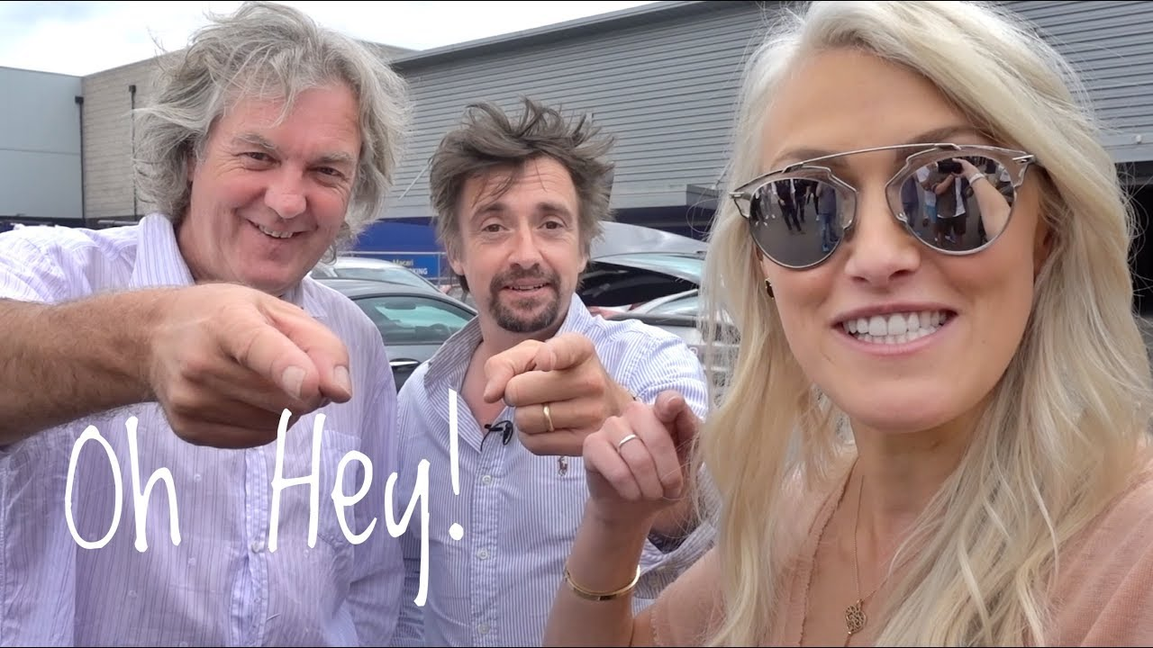 Craziest Hypercar Revealed with James May & Richard Hammond!