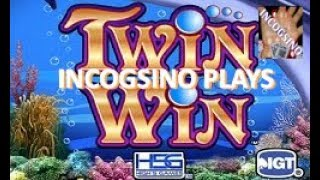 Incogsino Plays Twin Win Slot!