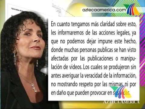 ¡Lucero León Habla De Sus Videos!