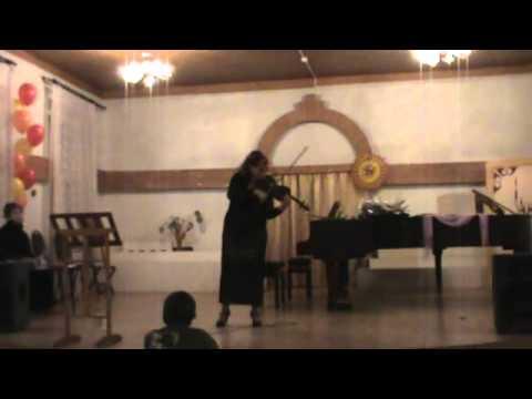 Дворжак Цыганская песня