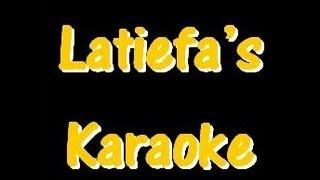 give me a reason pink karaoke