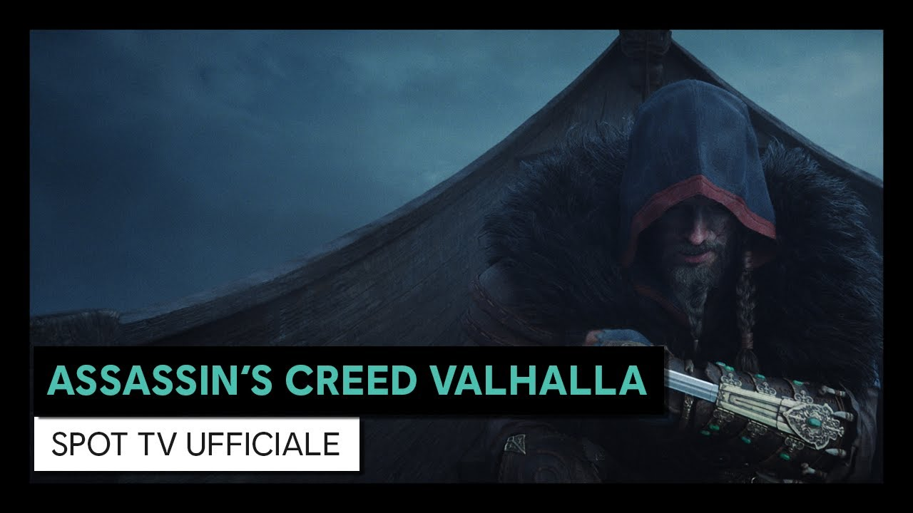 ASSASSIN'S CREED VALHALLA - SPOT TV UFFICIALE