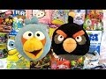 Angry Birds & Friends blind bags, Mash'ems, Power Rangers, Marvel, SpongeBob