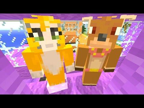 Minecraft Xbox - Bow Battle [463]