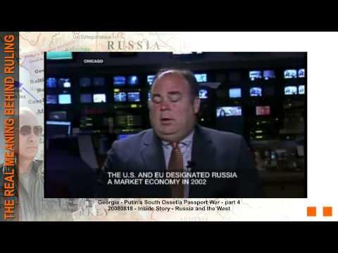GEORGIA: Putin's South Ossetia Passport War - news archive - part 4