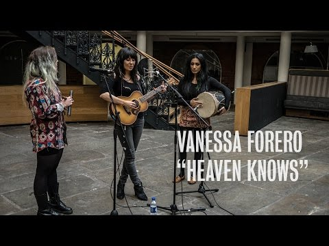 Vanessa Forero - Heaven Knows - Ont Sofa Live at Leeds Corn Exchange