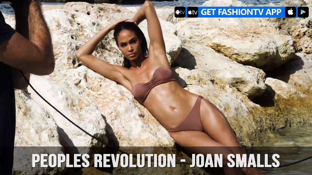 Joan Smalls Bikini Nude Photos 33