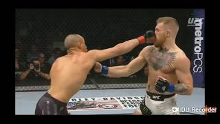 Conor McGregor Trash Talk and Knockouts