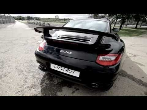 Porsche 911 GT2 RS  – Driven to Extreme