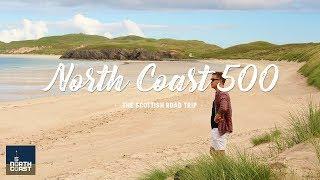 Scotland's Most Beautiful Beach & Stunning Sunset at John O'Groats | North Coast 500