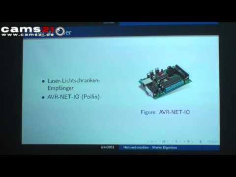 cams21-Hausautomatisierung? Was sind Modbus/TCP, I²C, AVR, Raspi, FHT, NetIO