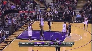 Download Demarcus Cousins trying to bully Tim Duncan Mp3 and Videos