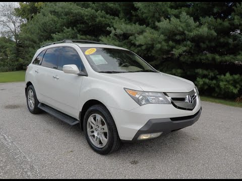 2009 Acura MDX 3 7 SH AWD Technology Package|P10437A