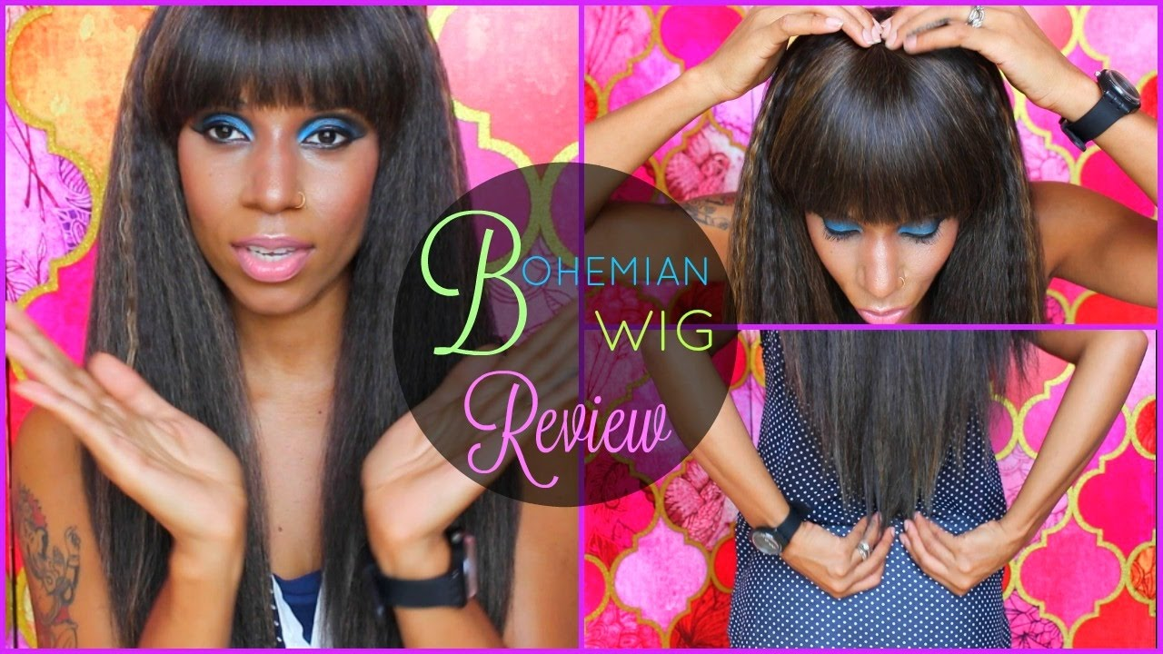 Bohemian Wig Review| Stop Telling Me What To Do With MY hair!