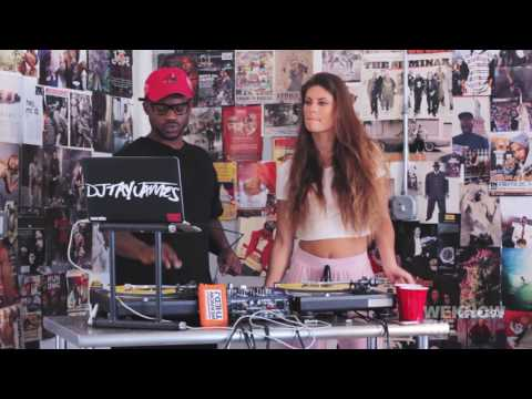 Basics of Djing with Hannah Stocking & DJ Tay James | We Know The DJ