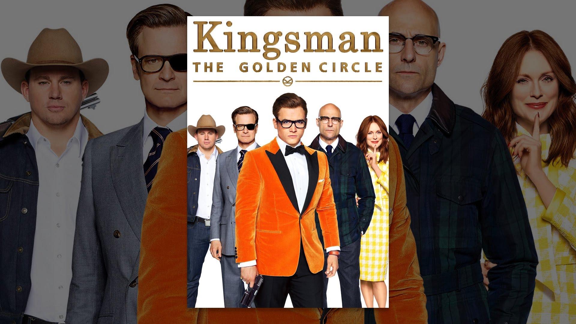 Download Kingsman: The Golden Circle