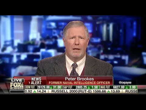 Peter Brookes Talks CIA Espionage Case With Fox Business