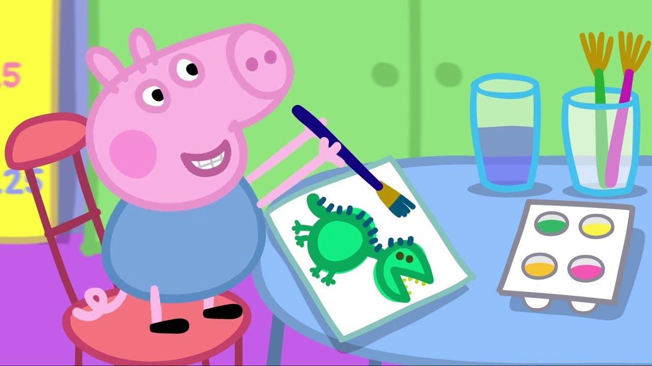 Peppa Pig | En İyi Arkadaş |  Programının en iyi bölümleri | Çocuklar için Çizgi Filmler