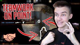 FANTASTISK TEAMWORK!! - CS:GO COMPETITIVE #26
