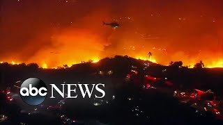 Fire in Orange County, California, scorches thousands of acres   WNT