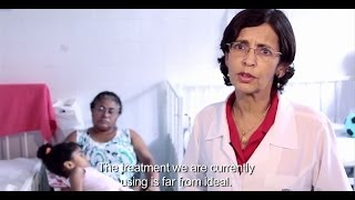 Visceral Leishmaniasis in Latin America Interview with Dr Dorcas Lamounier