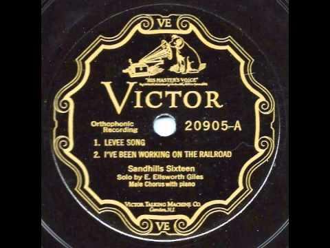 Levee Song/I've Been Working on the Railroad - Sandhills Sixteen
