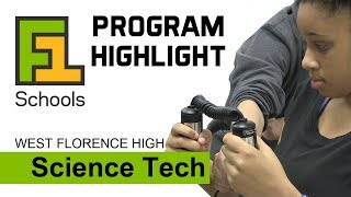 Science Tech at West Florence: Program Highlight