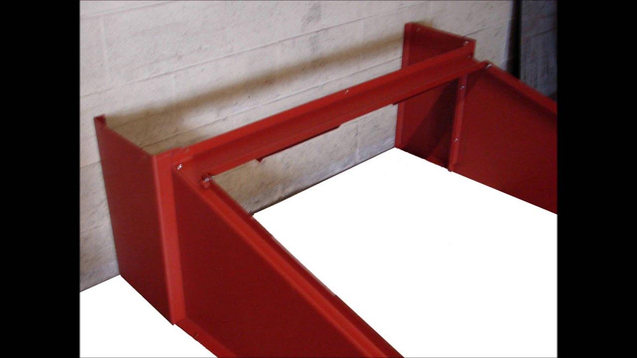 doors bilco powder basement img coated door