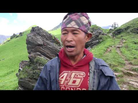 KAKAKO TALENT LAI YESO NIYALAU .#nepal#mountain#talent