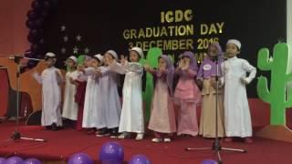 Обложка ICDC 2016 GraduationDay Performance By 6yo Kids ICDC BJ