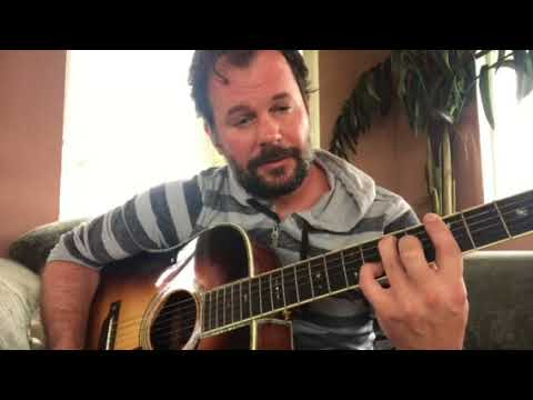 """Easy Acoustic Guitar Lesson! Rev. Al Green, """"So Tired Of Being Alone."""""""