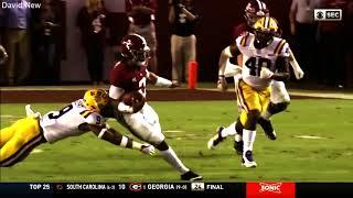 Jalen Hurts Alabama Highlights 2017