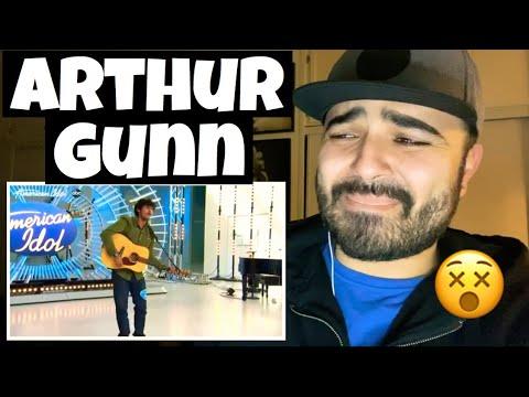 Download  Reacting to Arthur Gunn's American Idol Audition 2020 Gratis, download lagu terbaru