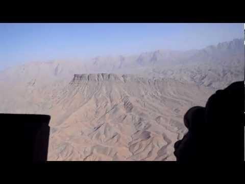 Farah Province Helo Ride