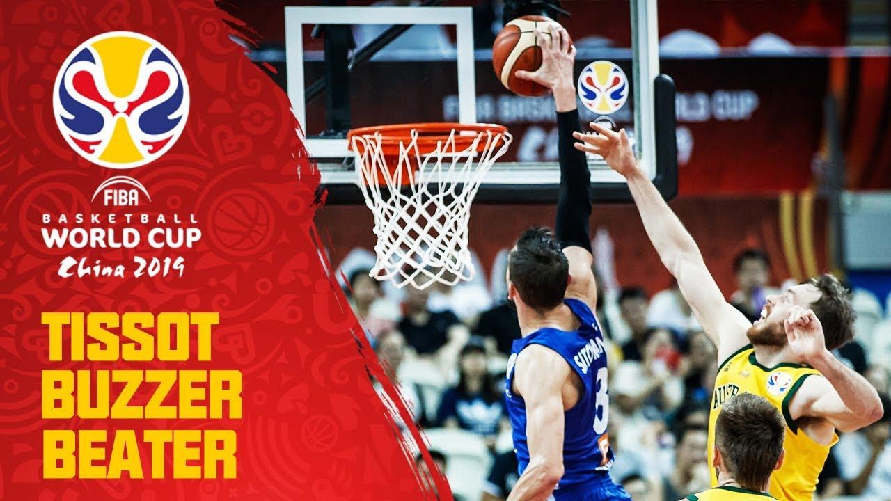 Tomáš Satoranský slams home the buzzer beater!