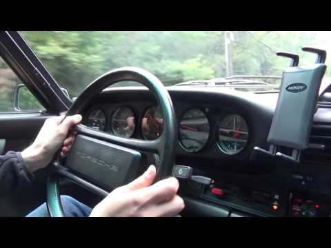 1987 Porsche 911 Carrera Review Part 2 - The Drive _POV