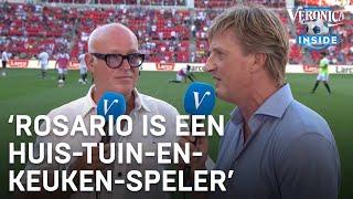 René van der Gijp en Wim Kieft over aanvoerderschap Afellay en Rosario