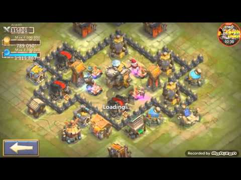 Castle Clash How To Recruit For Your Guild