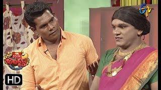 Chammak Chandra Performance   Extra Jabardasth   29th June 2018   ETV Telugu
