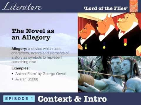 Lord Of The Flies 1 Context Youtube