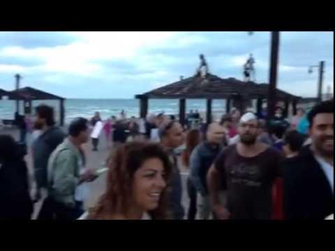 וידאו הפגנה