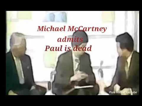 Paul McCartney is dead, says brother Michael McCartney