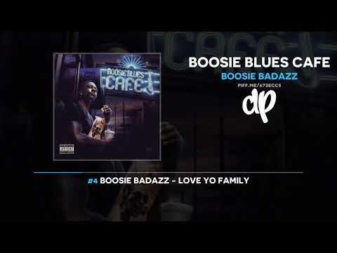 Boosie Badazz – Boosie Blues Cafe (FULL MIXTAPE)
