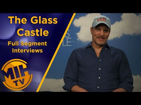 The Glass Castle - Starring Brie Larson & Woody Harrelson