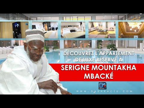 Découvrez l'appartement de luxe réservé à Serigne Mountakha Mbacké chez Mbaye Gueye EMG