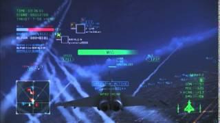 今回から実況していきます 使用機体はタイフーンLV3 頑張ればラプター相...