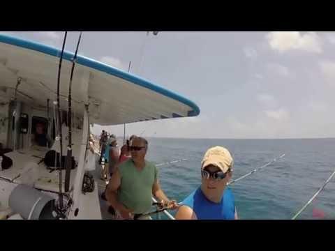 Port Aransas: Deep Sea HeadQuarters 8hr trip 7/22/14